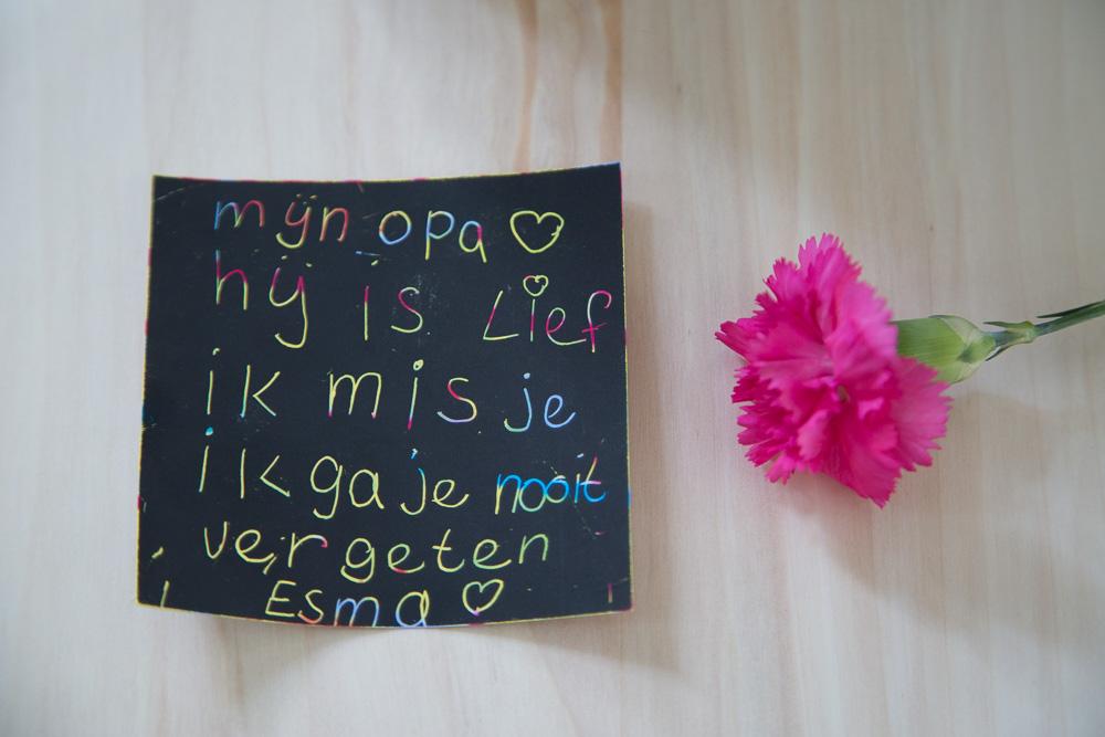 Verbazingwekkend anna-groot-mijn-opa-ik-mis-je-6539 - Afscheidsmomenten.nl NK-58