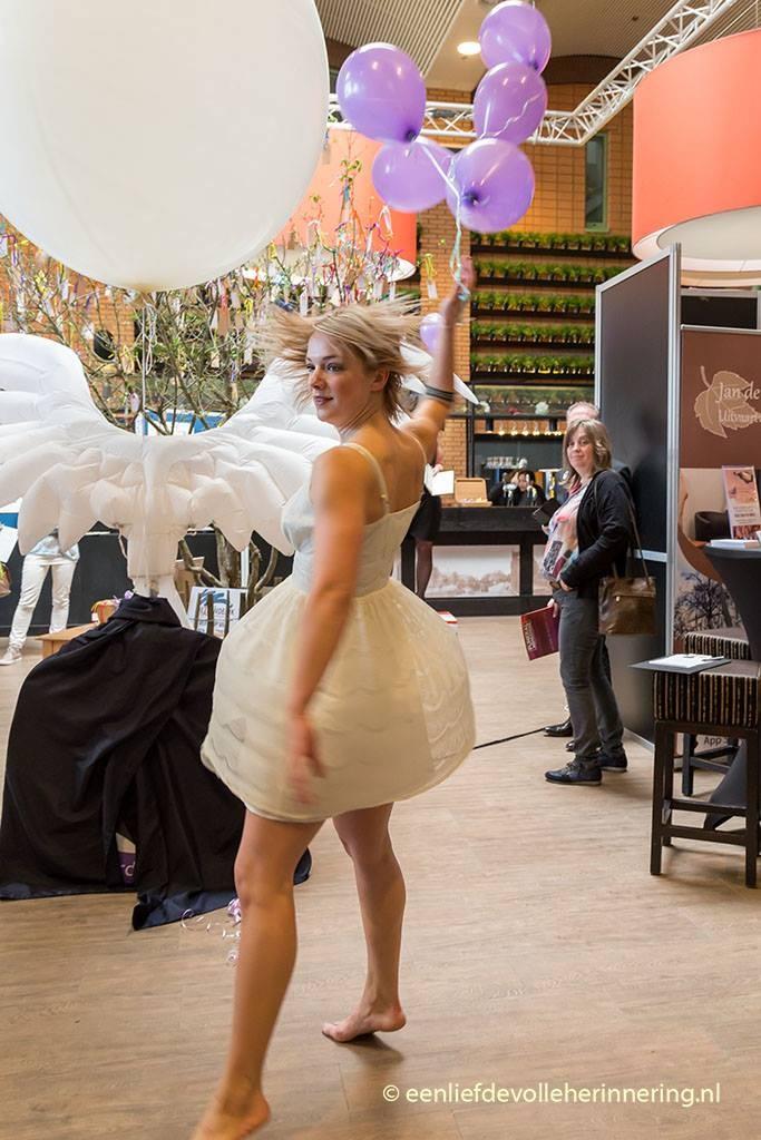 danser en ballon