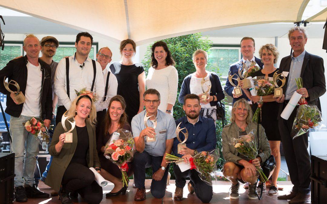 De Dutch Funeral Award ging naar Spike Vandersteen