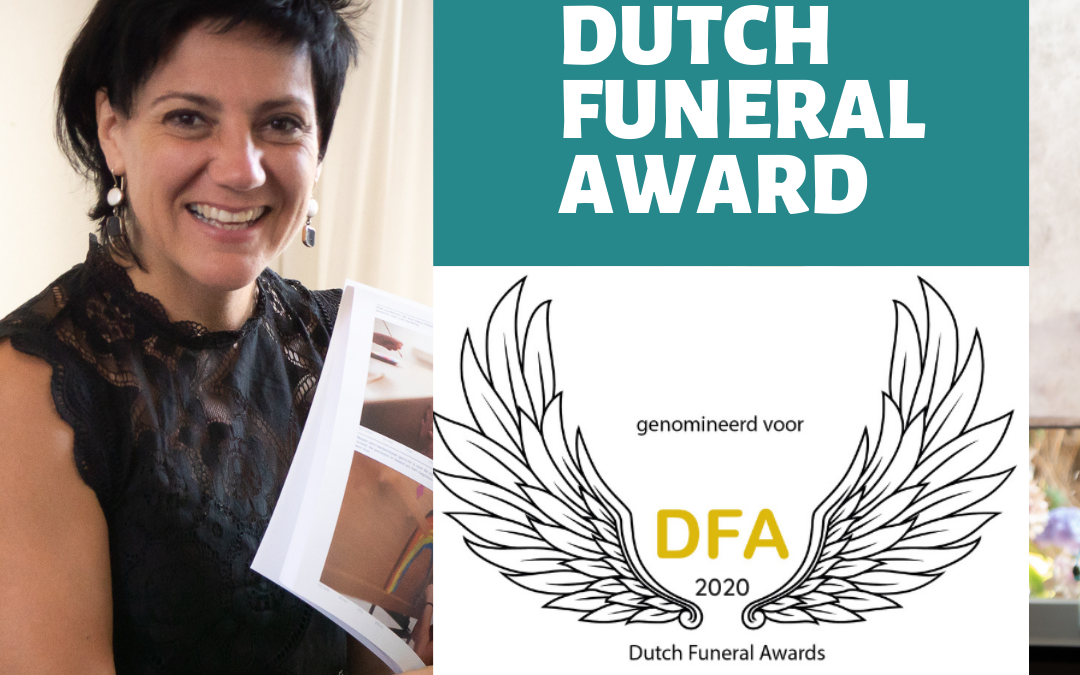 Pitch voor Dutch Funeral Award