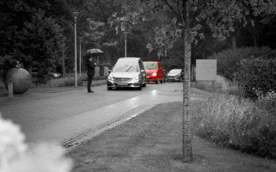 Het rode autootje